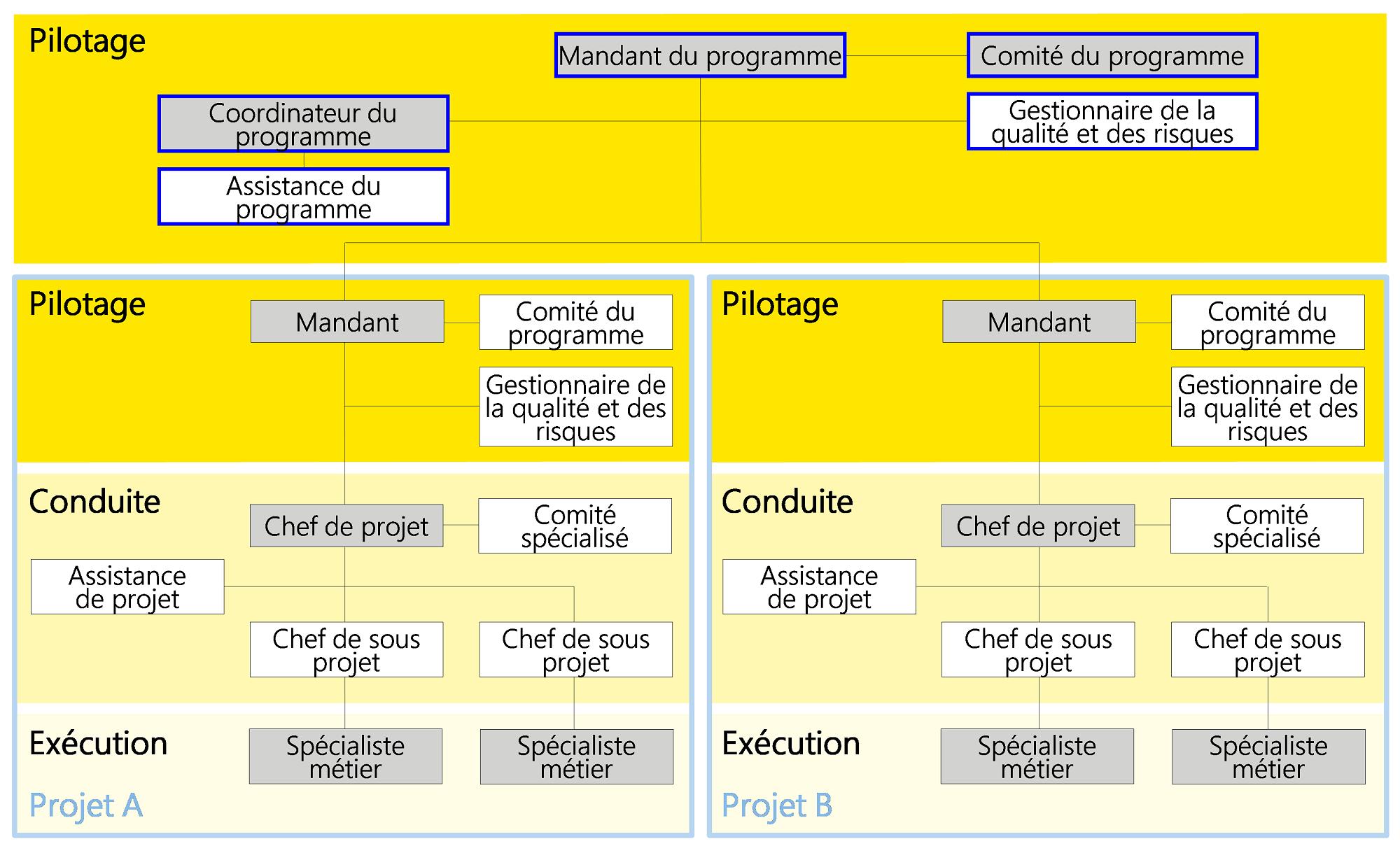Figure9: Forme d'organisation 2